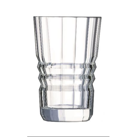 Architecte 6 verres Long drink 28 ou 36cl