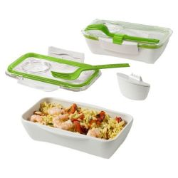 Bento box - lunch box étanche et micro-ondable - Black+Blum