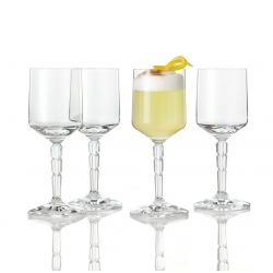Spiritii Leonardo Coffret 6 verres à porto 18 cl
