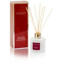 Max Benjamin diffuseur de parfum 100% naturel Girofle & Cannelle