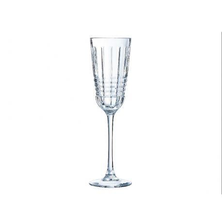 Rendez-Vous 6 flûtes à champagne 17 cl