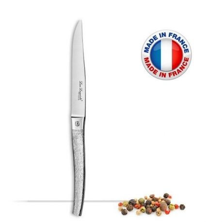 Écorce Lou Laguiole By Couzon Coffret 6 couteaux à steak inox
