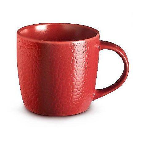 Stone rouge - Coffret de 6 mugs