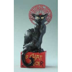 Le Chat Noir de Steinlen - Pocket Art miniature 11cm - Parastone