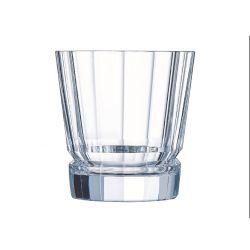 Macassar Cristal d Arques Paris 6 Verres à whisky 32 cl