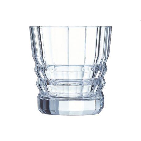 Architecte 6 verres à whisky