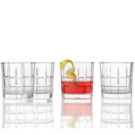 Spiritii Coffret 4 verres à whisky 25 ou 36 cl