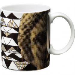 Venus Triangles, Mug en porcelaine, création Sophia
