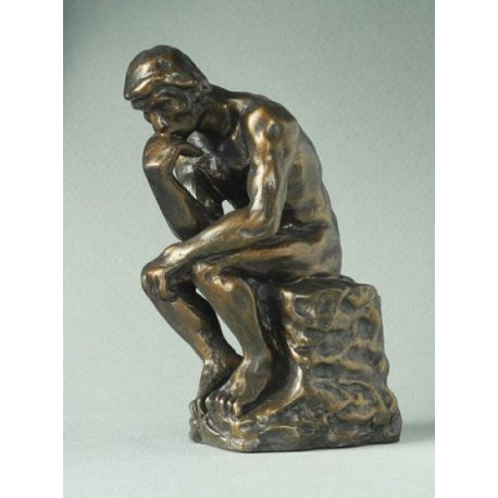 Le Penseur de Rodin miniature - Pocket Art