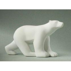 Ours Blanc de François Pompon - Pocket Art miniature - Parastone