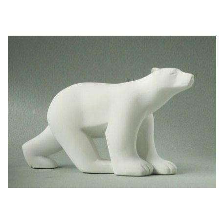 Ours Blanc de François Pompon - Pocket Art miniature