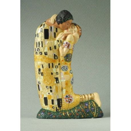 Le Baiser de Gustav Klimt miniature - Pocket Art