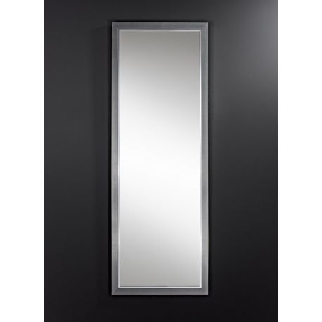 Bremen Dark Hall Miroir contemporain Deknudt Mirrors 49x139 cm
