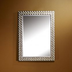 Almeria Miroir rectangle classique Deknudt Mirrors 48x58 cm