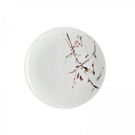 Ramo Assiette porcelaine 17cm, 21 cm 25 cm