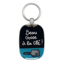 Beau gosse à la clé - Porte-clés de Valérie Nylin - Dlp