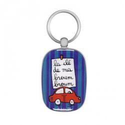 Les clés de ma Broum Broum - Porte-clés Filf - Derrière la porte