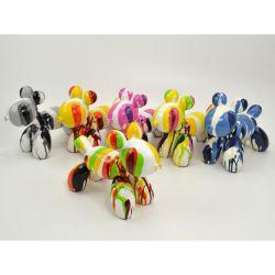 Eliott, Sculpture Balloon dog en résine. 6 coloris disponibles