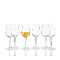 Spiritii Leonard Coffret 6 verres dégustation à whisky