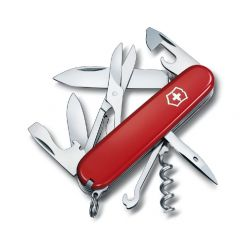 Climber, couteau suisse de poche Victorinox 14 fonctions compact