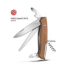 Rangerwood, Couteau suisse de poche Victorinox manche en bois