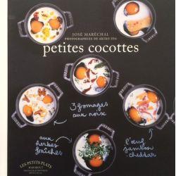 Petites cocottes par J. Maréchal - Livre de recettes - Marabout