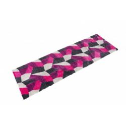 Tapis Paula Mad about Mats, toucher moelleux 50 x 150 antidérapant