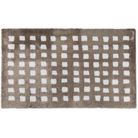 Tapis Conrad doux moelleux 67x110cm antidérapant