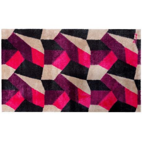 tapis paris mad about mats toucher moelleux 67x110 antidrapant - Tapis Paris