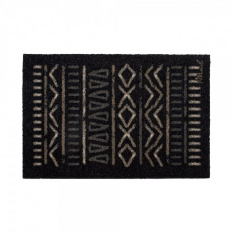 Tapis Jackie Mad about Mats, toucher grattant 50x75, antidérapant
