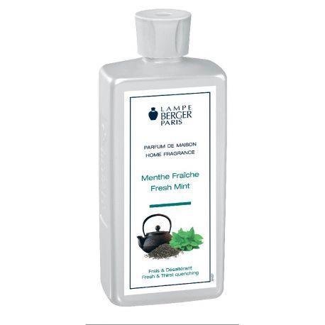 LAMPE BERGER - Menthe fraîche, Recharge 500 ml