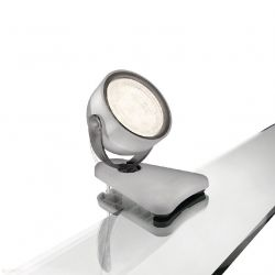 Spot à pince orientable LED Dyna Philips MyLiving