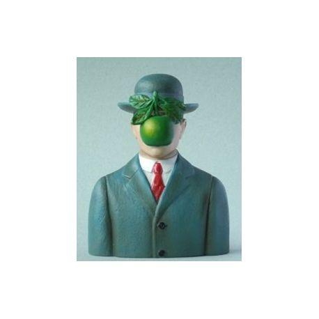 Le fils de l Homme Magritte miniature - Pocket Art