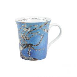 Amandier en fleurs Van Gogh - Mug évasé porcelaine avec anse - Konitz