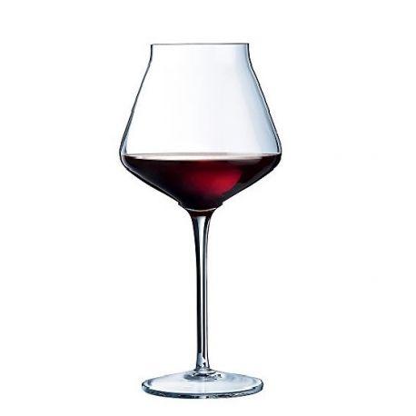 Reveal Up Chef et Sommelier 6 verres à vin Intense 55cl