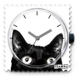 Stamps Cadran de montre Catwoman