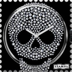 Stamps Cadran de montre Diamond Head