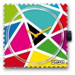 Stamps Cadran de montre Prisma