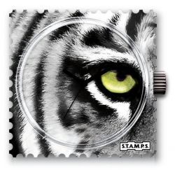 Stamps Cadran étanche 5 ATM Eye of the tiger