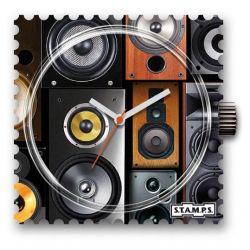 Stamps Cadran étanche 5 ATM Beats per minute