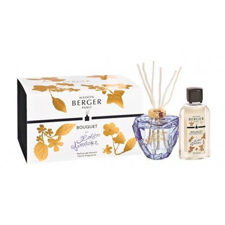 Coffret Lolita Lempicka Parfum Berger bouquet parfumé parme