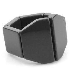 Stamps - Bracelet Belta Y noir
