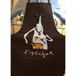 L aligot - Tablier de cuisine 100 % coton - Alma Mater