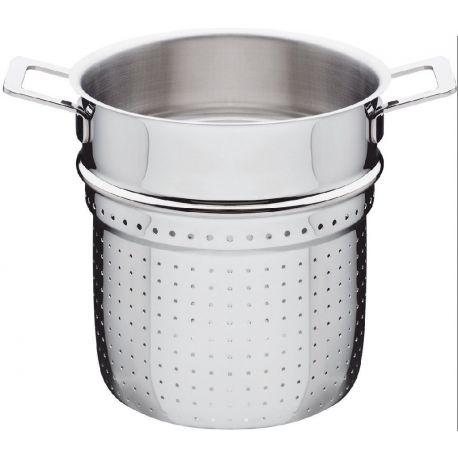 Alessi Pots & Pans cuit pates