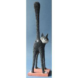 Chat Dubout - Le 3ème oeil, figurine 32 cm résine - Parastone