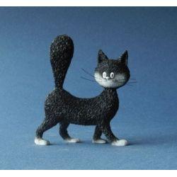 Chat Dubout - Mignonette, figurine en résine 8 cm - Parastone