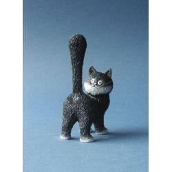 Chat Dubout - Le 3ème oeil, figurine 10,5 cm résine - Parastone