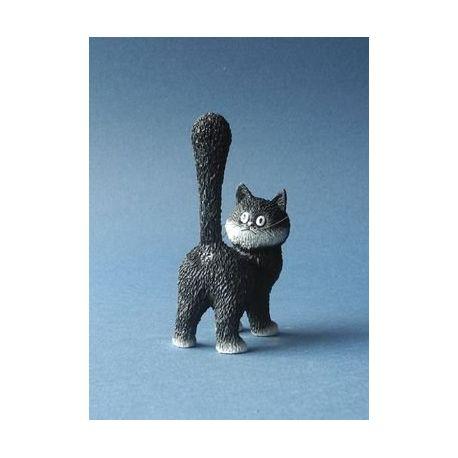 Chat Dubout - Le 3ème oeil, figurine 10,5 cm résine