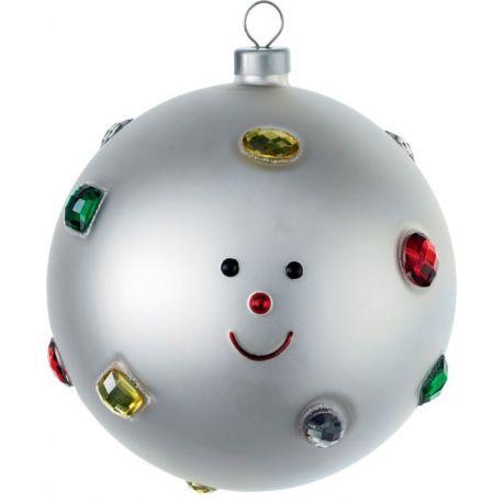 ALESSI - Fioccodineve Boule de Noël Verre soufflé