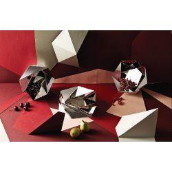 Kaleidos corbeille origami Alessi design Naoko Shintani